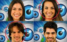 BBB11 Eliminação Dupla: Rodrigo e Michelly são os Eliminados – Veja