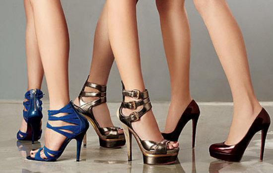 sapato 5 Sapatos de Salto Alto   Paixão das Mulheres os mais Lindos Modelos