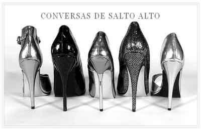 sapato Sapatos de Salto Alto   Paixão das Mulheres os mais Lindos Modelos