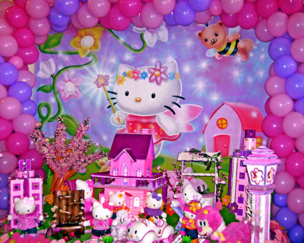 decoracao alternativa para festa infantil : decoracao alternativa para festa infantil:Buffet Infantil – Saiba como Organizar uma Festa de Aniversário