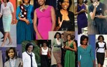 Moda Michelle Obama: Estilo da Primeira Dama dos Estados Unidos, Fotos