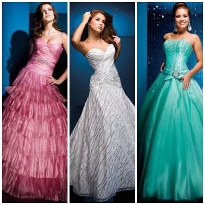 Dicas para Vestidos de Festa – Modelos