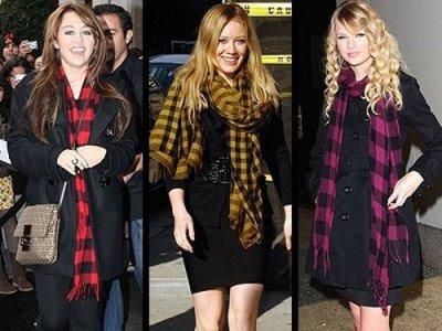 cachecol moda inverno 2011 modelos Como Escolher o Cachecol Certo   Confira Dicas e Arrase neste Inverno
