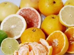 frutas citricas 2 300x225 Como Acabar com a Ansiedade: Alimentos que Combatem o Nervoso, Relaxam