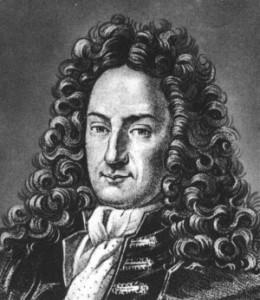 gottfried leibniz foto 260x300 Os 10 Matemáticos mais Importantes da História   Lista Completa, Veja