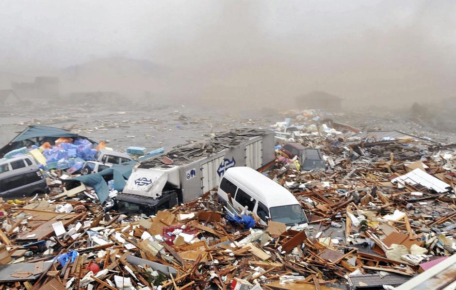 japao tsunami terremoto 2011 foto 5 Tragédia no Japão 2011: Confira as Fotos Incríveis do Terrível Tsunami