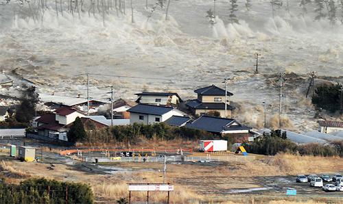 japao tsunami terremoto foto 3 Tragédia no Japão 2011: Confira as Fotos Incríveis do Terrível Tsunami