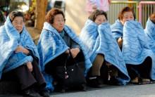 Japoneses Demonstram Força e Coragem na Tragédia- Povo já se Reergue