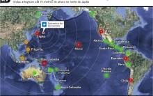 Japão tem Alerta de Novo Tsunami – Abalo Gerará mais Ondas Gigantes