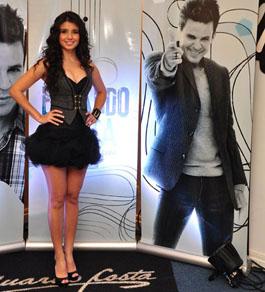 c9aa87283 Realmente, Paula Fernandes tem bom gosto. A cantora consegue ser fashion  criando uma especie de estilo proprio!!!