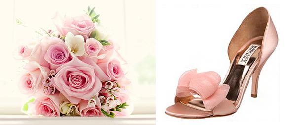 sapatos que combinam com buque casamento 3 Sapatos Coloridos que Combinam com o Buquê   a Nova Moda das Noivas