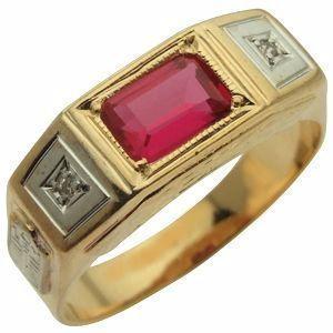 anel de formatura rubi Anel de Formatura   Confira a Cor de cada Profissão, Modelos