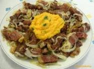 Ceviche de Carne Seca da Ana Maria Braga – Prato de origem Peruana