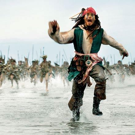 Melhores Frases Capitão Jack Sparrow Piratas Do Caribe 1 2 3 E 4