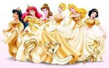 Desenhos para Colorir das Princesas Disney – Bela, Cinderela e Jasmim