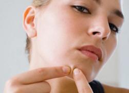 O que a medicina ajudará de lugares na cara