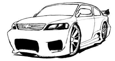 carros pintar Desenhos de Carros para Pintar   Melhores Modelos para Imprimir, Veja