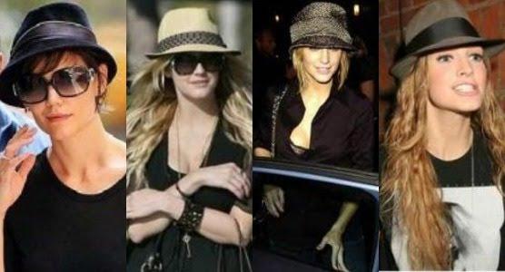 chapeus para dia a dia Moda Chapéus Femininos   Lindos Modelos e Dicas para Acertar no Visual