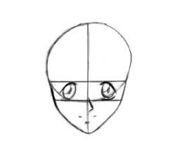 como desenhar manga Mangá  Como Desenhar Rosto, Expressões Faciais e Cabelo: Passo a passo