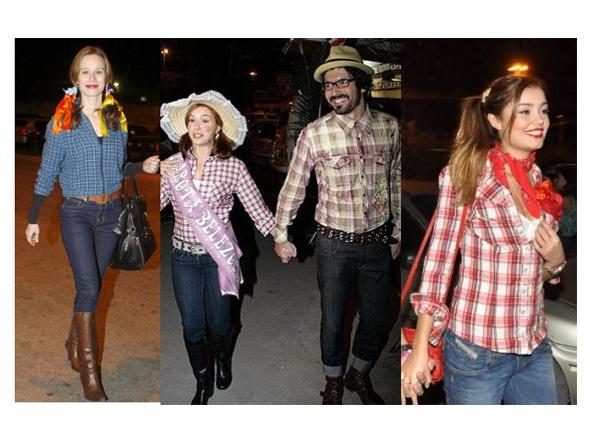 festa junina country O que Vestir numa Festa Junina: Roupas, Maquiagem e Dicas para Arrasar