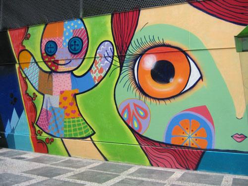 foto grafite Tudo sobre Grafite: História, Desenhos, Gírias, Manifestação Artística