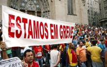 Funcionários das Etecs e Fatecs entram em Greve: Alunos ficam sem Aula