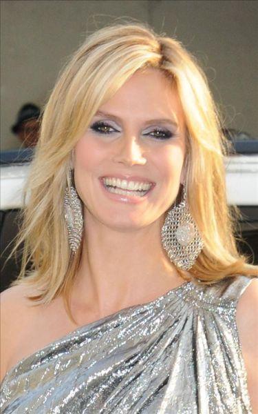 heidi klum modelo As 10 Modelos mais Bem Pagas do Mundo 2011   Forbes Divulga a Lista