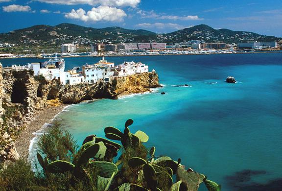 ibiza espanha Praias mais Bonitas do Mundo   Lindas Fotos com Nomes e País, Confira