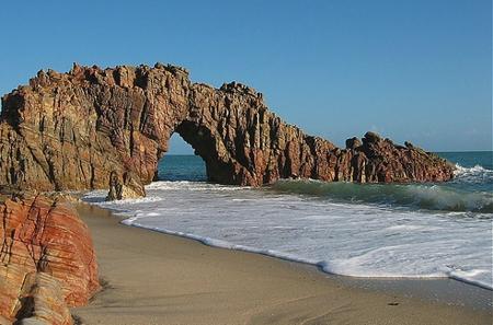 jericoacoara brasil Praias mais Bonitas do Mundo   Lindas Fotos com Nomes e País, Confira