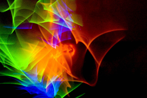 luzes coloridas Lindas Fotos e Imagens Coloridas   Cores do Arco Íris e Objetos, Flor