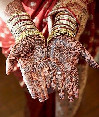 maos tatuadas india Índia: História, Castas, Cultura, Fotos, Costumes   Tudo sobre o País