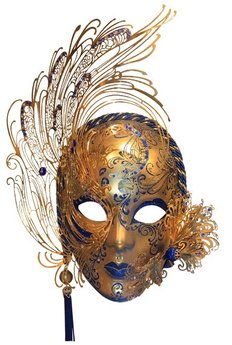 mascara Máscaras Venezianas para Bailes   Lindos Modelos e Lojas para Comprar