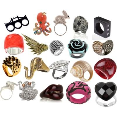 maxi aneis 2 Maxi Anéis   Como Usar e onde Comprar, Tudo sobre a Moda das Famosas