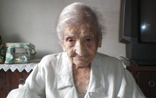 Brasileira é a Pessoa mais Velha do Mundo: Maria G. Valentim, 114 anos