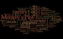 """A Pata do Macaco"" – Parte 1, Conto de W. W. Jacob, ""The Monkey's Paw"""
