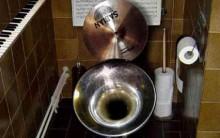 Fotos de Banheiros Inusitados, Diferentes e com Aparências Inesperadas