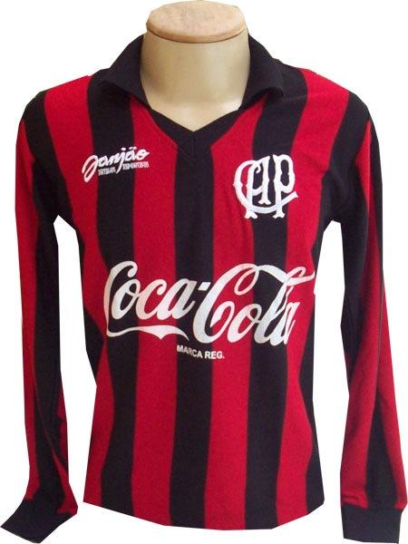 0e735c0742 Camisas Retrô Times de Futebol   Modelos Incríveis e Site para Comprar