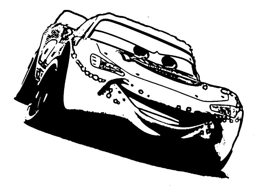 Desenhos Para Colorir Do Filme Carros 2 Mcqueen Sally Tom E Mais