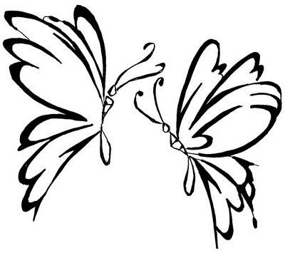 lindas borboletas para colorir desenhos para imprimir e pintar veja