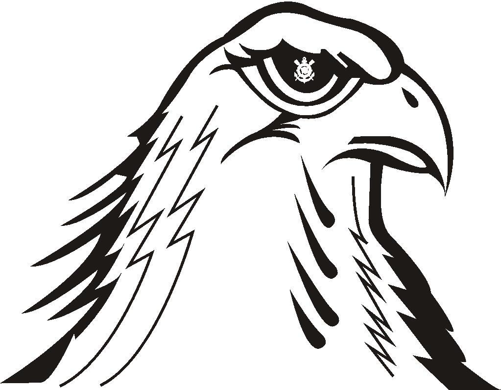 mascote do corinthians pintar Desenhos para Colorir de Times de Futebol: Escudos, Mascotes, Imprimir