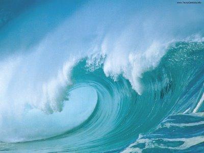 onda enorme Ondas Gigantes   Fotos das Maiores Ondas, Ideais para o Surf   Confira