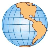 projecoes Tipos de Projeção Cartográfica: Conforme, Equivalente e Equidistante