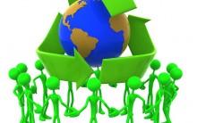 Artesanato de Material Reciclado-Salve o Futuro de Seus Filhos e Netos