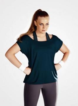 a753633464f2d Infelizmente até mesmo fazer ginástica quando se está acima do peso é muito  difícil. Se não bastasse o esforço físico redobrado achar uma roupa que  caia bem ...