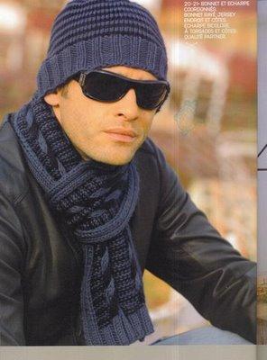 touca masculina Toucas de Crochê Femininas, Masculinas e para Crianças: Modelos, Site