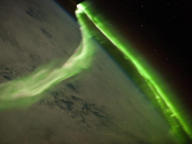 aurora austral planeta Aurora Boreal e Aurora Austral: O que é, Causas, Diferença e Fotos