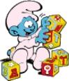 bebesmurf Tudo sobre Os Smurfs: Nomes dos Personagens, Imagens, Trailer do Filme