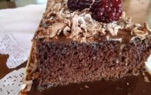 Bolo de Chocolate e Coco Sem Lactose da Ana Maria Braga Passo a Passo