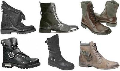 botas rocknroll Moda do Estilo Rock nRoll: Roupas, Sapatos e Acessórios Incríveis
