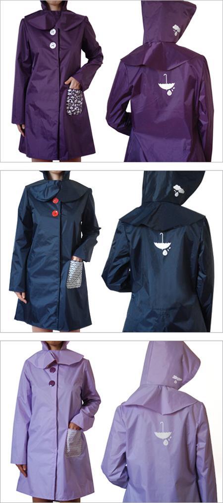 capa de chuva Moda Chuva e Tendências   Como se Vestir em Dia de Chuva